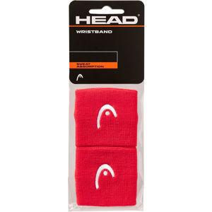Head WRISTBAND 2,5 piros NS - Csuklószorító