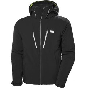 Helly Hansen LIGHTNING JACKET fekete M - Férfi sídzseki/snowboard dzseki