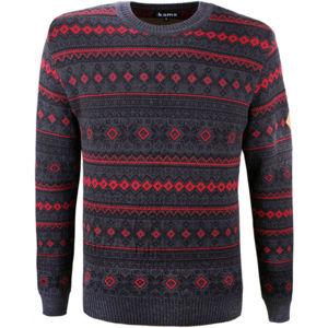 Kama SZVETTER 4105 fekete XL - Férfi pulóver