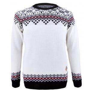 Kama PULÓVER fehér M - Női pulóver