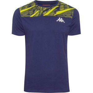 Kappa AREBO kék M - Férfi póló