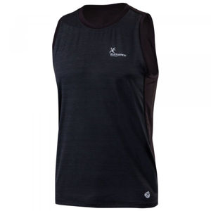 Klimatex ABAS fekete XL - Férfi ujjatlan futófelső
