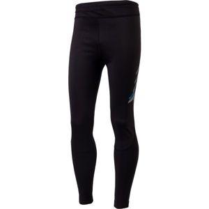 Klimatex EINAR fekete 158 - Junior legging szélálló membránnal