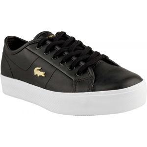 Lacoste ZIANE PLUS GRAND fekete 37 - Női sportcipő