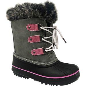 Lewro CEDAR szürke 34 - Gyerek téli cipő