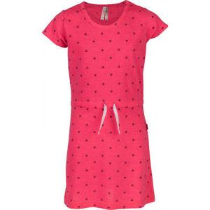 Lewro ATTILA rózsaszín 128-134 - Lány ruha