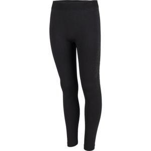 Lewro ZLATA fekete 116-122 - Lány bélelt legging