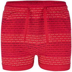 Loap BARIA piros 112-116 - Gyerek rövidnadrág