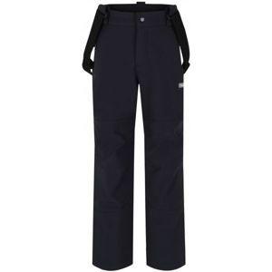 Loap LEWRY fekete 134-140 - Gyerek softshell nadrág