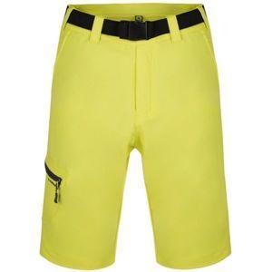 Loap USTAR sárga XL - Férfi rövidnadrág sportoláshoz