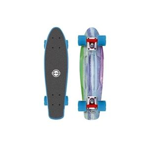 Long Island COLORS22 - Műanyag mini longboard