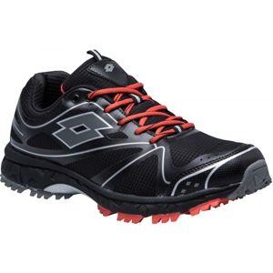Lotto MOONRUN 600 II fekete 11 - Férfi cross cipő