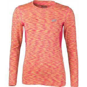Lotto NILA narancssárga S - Hosszú ujjú női póló