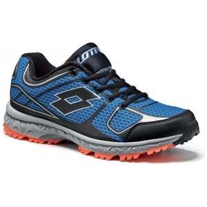 Lotto MOONRUN 600 kék 11 - Férfi cross cipő