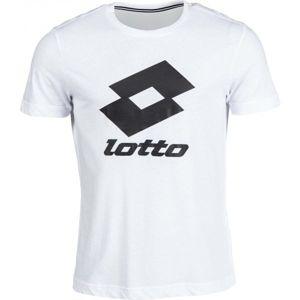 Lotto SMART TEE JS fehér M - Férfi póló