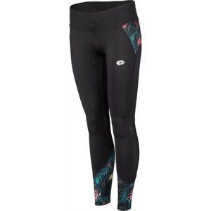 Lotto URSULA VI LEGGINGS W fekete M - Női sport legging