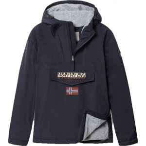 Napapijri RAINFOREST WINTER 1 BLACK sötétkék L - Férfi kabát