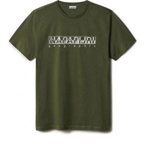 Napapijri SALLAR SS  XL - Férfi póló