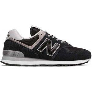 New Balance ML574EGK fekete 7 - Férfi szabadidőcipő