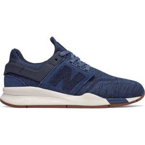 New Balance MS247KK kék 8.5 - Férfi szabadidőcipő