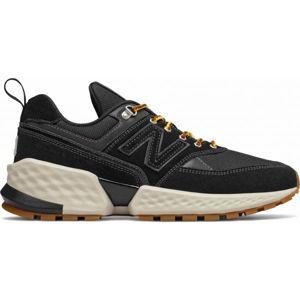 New Balance MS574ARB fekete 9 - Férfi szabadidőcipő