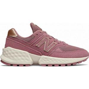 New Balance WS574ATG rózsaszín 5 - Női szabadidőcipő