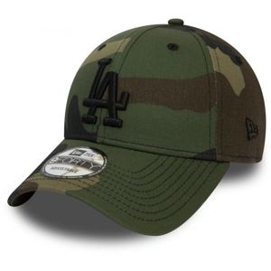 New Era 9FORTY MLB CAMO ESSENTIAL LOS ANGELES DODGERS - Férfi baseballsapka