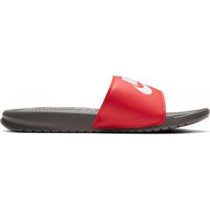 Nike BENASSI JDI piros 12 - Férfi papucs
