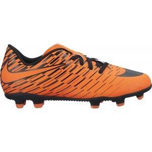Nike JR BRAVATA II FG fekete 3Y - Gyerek turf focicipő