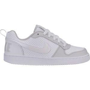 NIKE Fehér, Fekete Lifestyle Cipők Court Borough Mid (GS