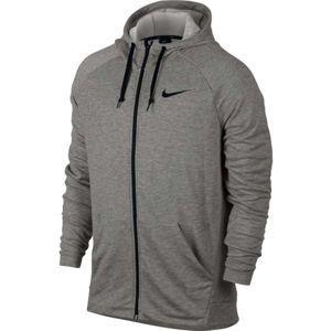 Nike DRY HOODIE FZ FLEECE - Férfi pulóver