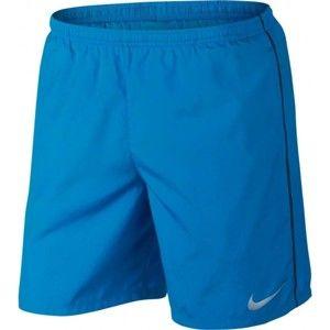 Nike RUN SHORT kék XL - Férfi rövidnadrág futáshoz