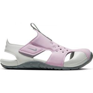 Nike SUNRAY PROTECT 2 PS lila 11C - Gyerek szandál