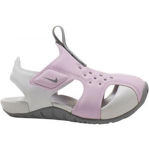 Nike SUNRAY PROTECT 2 TD lila 10C - Gyerek szandál
