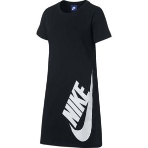 Nike NSW DRESS T SHIRT fekete XL - Lány ruha