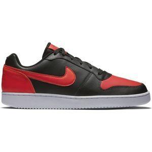 Nike EBERNON LOW fekete 10.5 - Férfi stílusos cipő