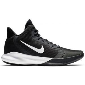 Nike PRECISION III fekete 14 - Férfi kosárlabda cipő