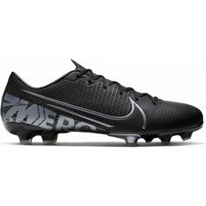 Nike MERCURIAL VAPOR 13 ACADEMY FG/MG fekete 12 - Férfi futballcipő