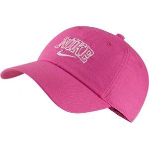 Nike NSW H86 CAP VARSITY rózsaszín  - Női baseball sapka