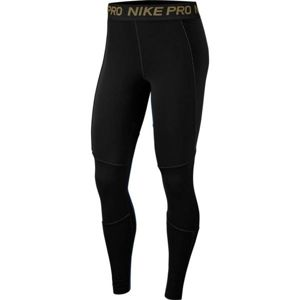 Nike NP FIERCE 7/8 TIGHT fekete XS - Női legging
