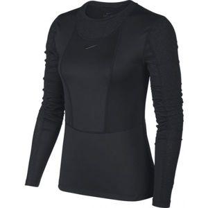 Nike NP PWARM HOLLYWOOD TOP W - Hosszú ujjú női póló