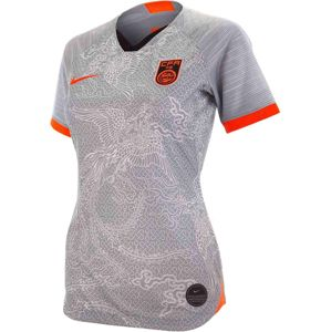 Nike China jersey away women 2019 Póló - Szürke - M