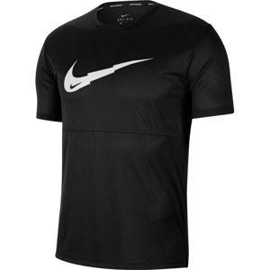Nike BREATHE fekete S - Férfi futópóló