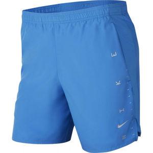 Nike CHLLGR 7IN BF PO GX FF M kék S - Férfi rövidnadrág futáshoz