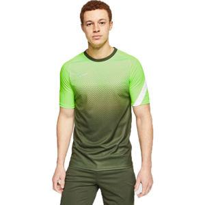Nike DRY ACD TOP SS GX FP M zöld L - Férfi futball póló