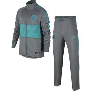 Nike FCB Y NK DRY STRK TRK SUIT K 2019/20 Szett - Szürke - XL
