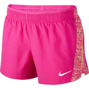 Nike ICNCLSH SHORT 10K W rózsaszín M - Női rövidnadrág