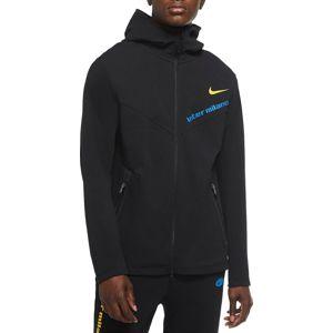 Nike Inter Milan Tech Pack Hoodie Kapucnis melegítő felsők - Fekete - XXL