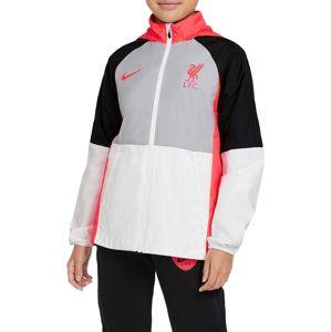 Nike LFC Y NK AWF LTE JKT AMX Kapucnis kabát - Szürke - XS