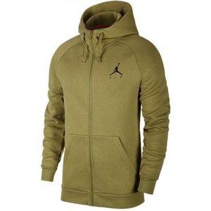 Nike M J JUMPMAN FLEECE FZ Kapucnis melegítő felsők - Zöld - S